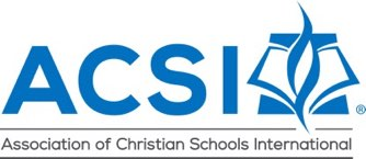 Association of Christian Schools International logo