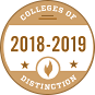 Colleges of Distinction Award